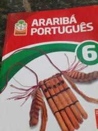 Livro de Portugues Com Respostas Araribá Vol 6