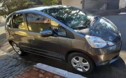 FIT Honda Fit LXL 2012 Cinza Flex 70mil KM Bem Conservado