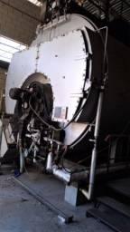 Caldeira 15.000 kgv/h