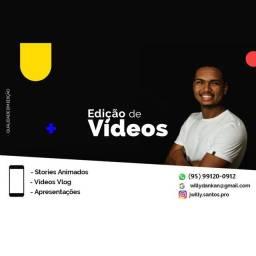 Edição de Vídeos Pro