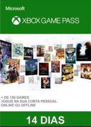 GAME PASS XBOX LIVE 14 DIAS KEY 25 DÍGITOS