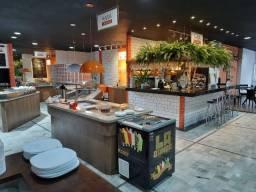 Vendo Restaurante top no SCS 120 mil