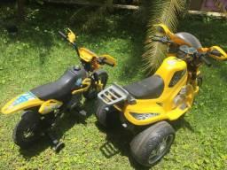 Duas Motos pôs R$600,00