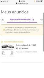 Creta Million 1.6 2019