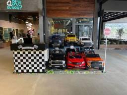 Título do anúncio: Franquia de mini carros
