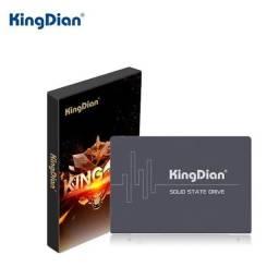 Título do anúncio: SSD 120gb KingDian - 120gb e 240gb - Novos - Entrego e Aceito Cartões