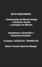 Título do anúncio: Beto Marcineiro