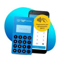 Título do anúncio: Maquininha de cartão  Mini Point Mercado pago