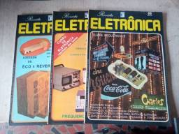 Título do anúncio: Revistas de eletronica