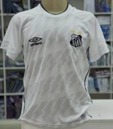 Título do anúncio: Camisas Santos Umbro 21/22 Novos Modelos Entrego