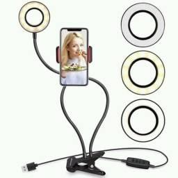 Ring Light flexível