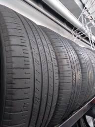 Jogo pneus 225/55 R18 Goodyear