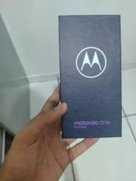 Título do anúncio: Motorola One Fusion 64gb