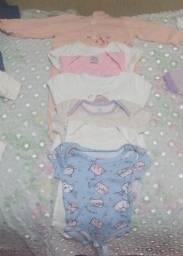 Título do anúncio: Roupas de Bebê kit c/34 peças