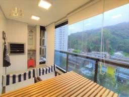 Título do anúncio: Flat com 2 dormitórios à venda, 65 m² por R$ 590.000,00 - Pitangueiras - Guarujá/SP
