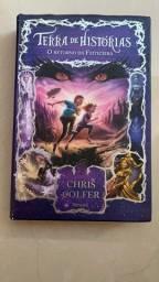 Título do anúncio: Livro Terra de Histórias - O retorno da Feiticeira
