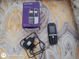 Título do anúncio: Telefone celular  Multilaser
