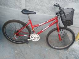 Título do anúncio: Vende-se uma bike aro 24  de macha boas condições *