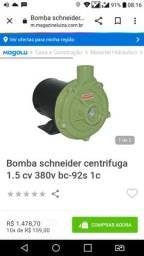 Título do anúncio: Bomba de recalque centrífuga nova