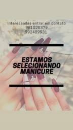 Título do anúncio: Precisa-se de manicure no Sao Jorge