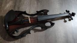 Violino Elétrico - MV Elétrico (Modelo Rachma) Luthier Angelo Mendes
