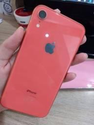 Título do anúncio: iPhone XR coral