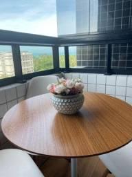 Título do anúncio: Apartamento decorado mobília fixa, 2 quartos, 2 vagas, vista pro mar lado da praia Jatiuca