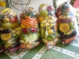 Mistas de frutas e verduras 50,00