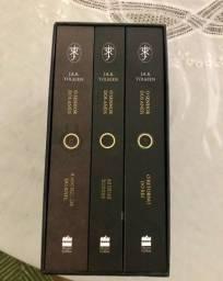 Título do anúncio: Box trilogia O senhor dos anéis ed.Luxo.