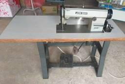 Título do anúncio: Máquina de costura industrial  marca JIN SHI  GC212-8