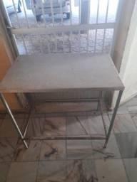 Título do anúncio: Mesa de alumínio