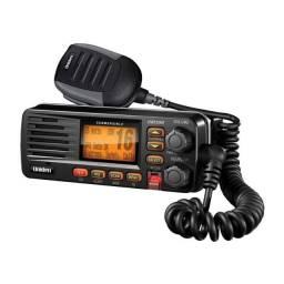Rádio VHF fixo na promoção