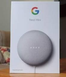 Título do anúncio: Nest Mini 2ª Geração Smart Speaker - Com Google Assistente - lacrado