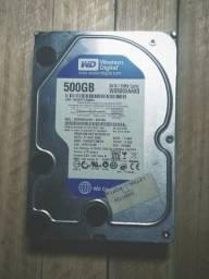"""Western Digital Blue WD5000AAKS 500GB 7200RPM 16MB SATA 3,5 """"."""