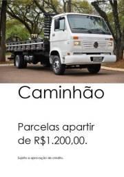 Caminhão, Parcelas Baixas.