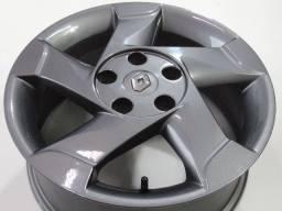 Título do anúncio: Rodas 16 Renault Road Tech O E M Oroch Duster Captur Fluence Excelentes!