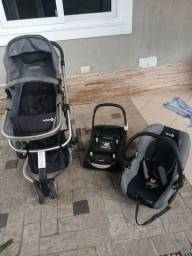 Carrinho Mobi Safety 1 st Completo