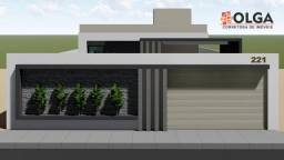 Casa solta estilo moderno e projeto único, à venda - Gravatá/PE