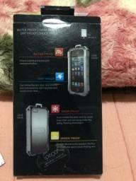 Título do anúncio: Capinha a prova de água- iPhone 5/5s