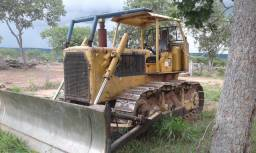 Trator de Esteira Caterpillar D6