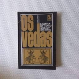 Livro Raro Vedas