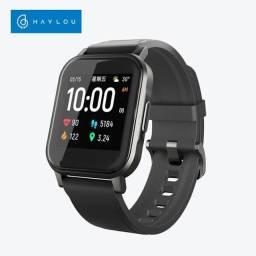 Smartwatch Haylou LS02 - Original, novo e lacrado! Pronta entrega!