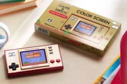Nintendo Game Watch - Edição de colecionador