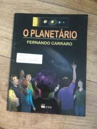 Livro: O Planetário - Fernando Carraro