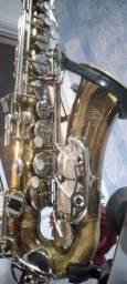 Título do anúncio: Sax alto selmer bundy 2 revisado com garantia