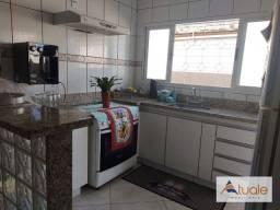 Título do anúncio: Casa com 3 dormitórios à venda, 146 m² por R$ 690.000,00 - Jardim Santa Genebra - Campinas