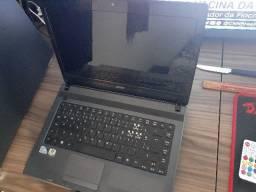 Notebook Acer Aspire As4739z-4647 com defeito (Aceito proposta)