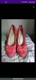 Título do anúncio: Sapato coral Zutti