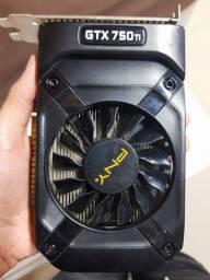 Título do anúncio: GTX 750 TI