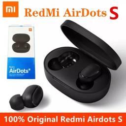 Fone de Ouvido Sem Fio Xiaomi Airdots S  Bluetooth 5.0 Original